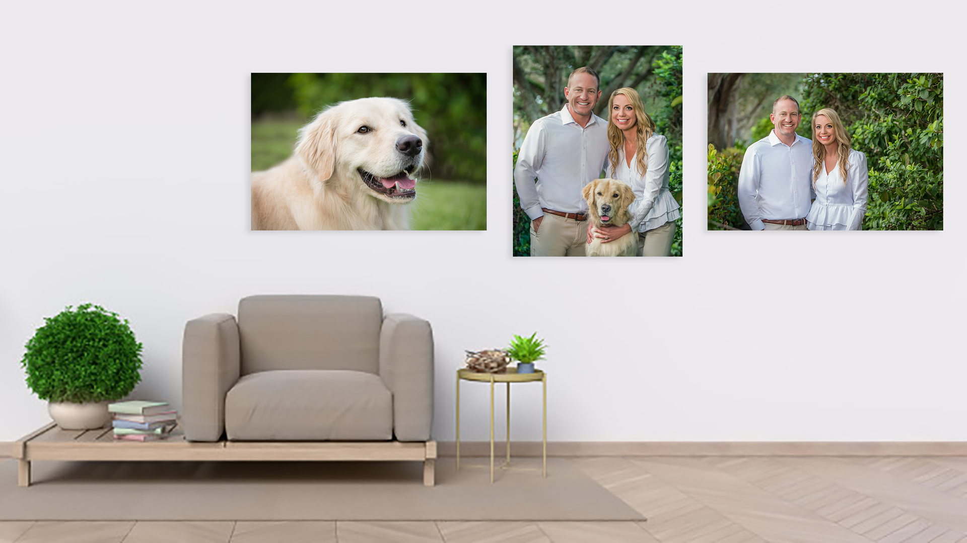 Family pictures at your home Palm Beach Gardens, Jupiter and Tequesta.